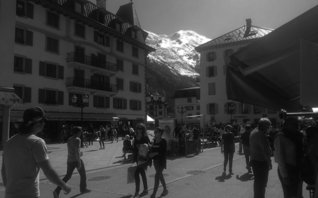 Shopping Chamonix Centre