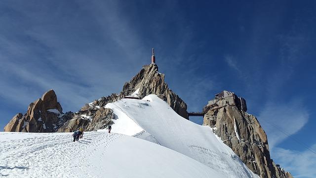 Aiguille midi Chamonix