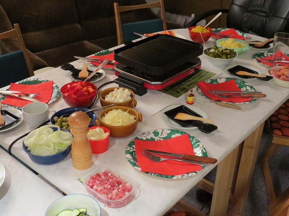 Restaurant raclette Chamonix