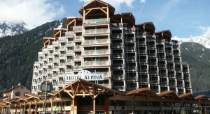 Hôtel Alpina Chamonix