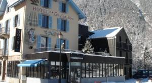 les lanchers Chamonix