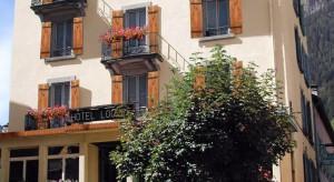 Hôtel louvre Chamonix