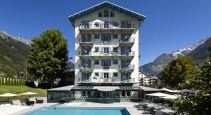 Spa hotel Mont Blanc