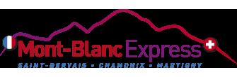 logo mont blanc express