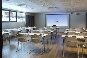 Salle de conférence Heliopic Chamonix