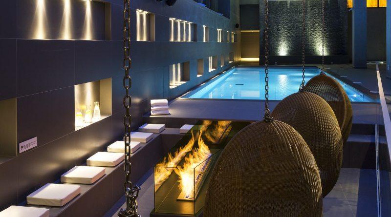 Spa avec piscine Heliopic