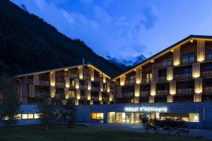 hôtel Heliopic Chamonix