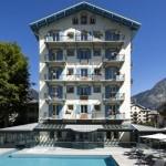 Hôtel Le Mont Blanc Chamonix