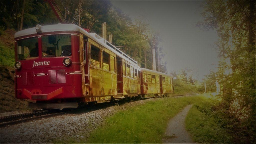 Tramway Saint Gervais