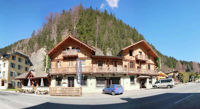 Vert hotel Chamonix