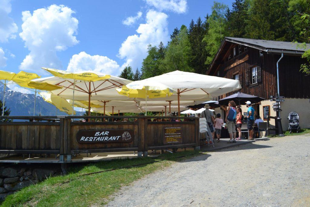 Restaurant Parc de Merlet