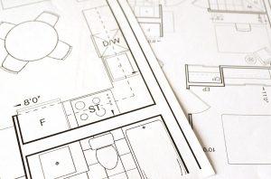 Plan aménagement intérieur