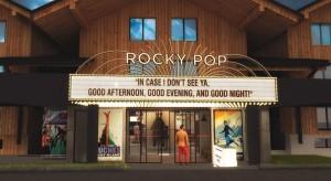 Rocky pop hotel