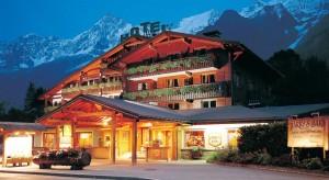 Hotel du bois Les Houches