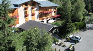 Hôtel La Fontaine Les Houches