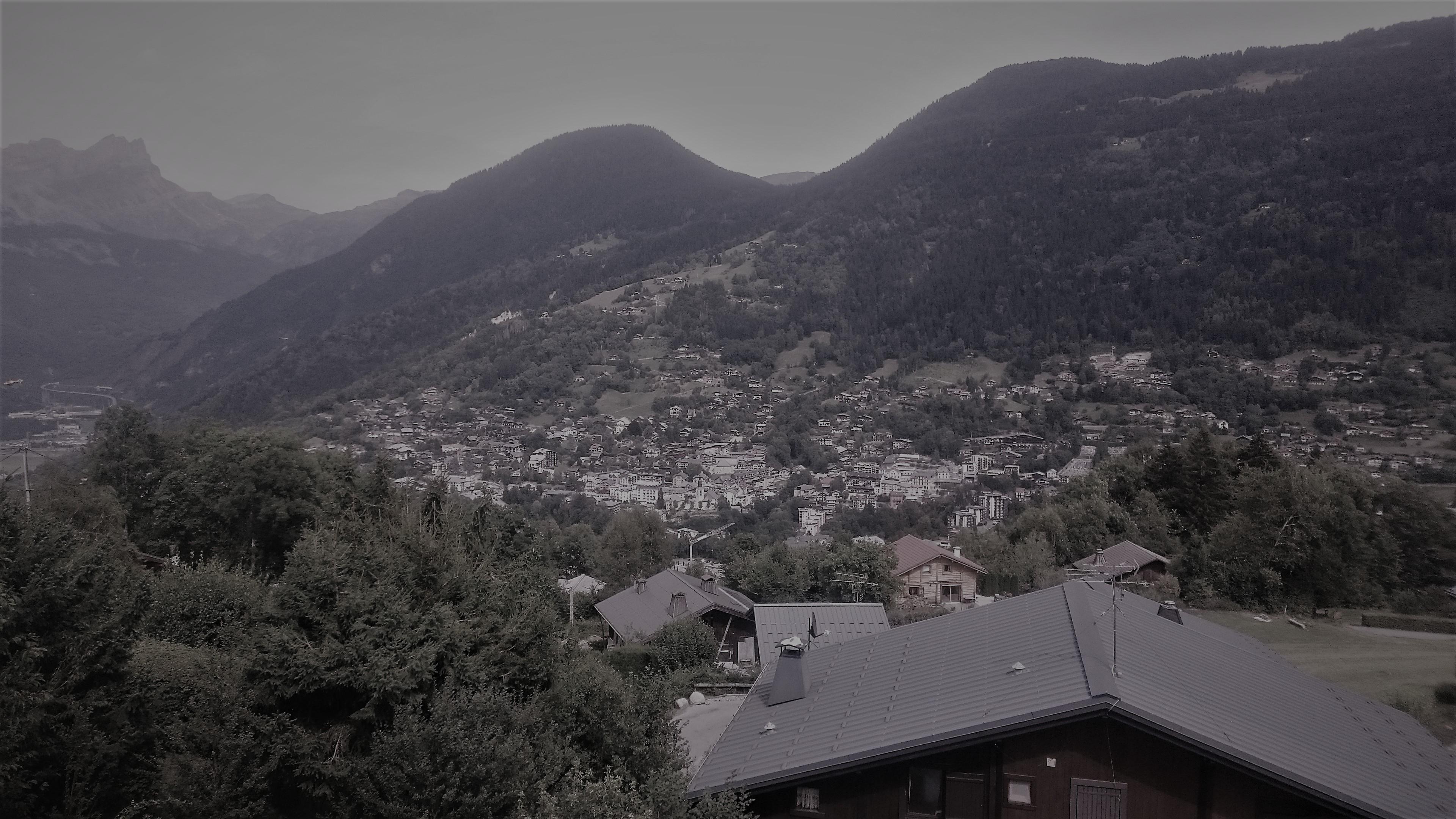Village de Saint Gervais les Bains