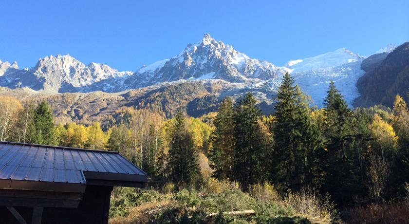 Crémerie du Glacier Les Bossons Chamonix