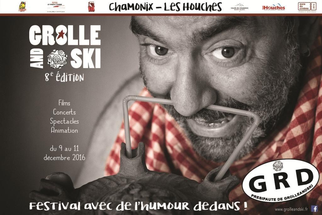 Festival groland Chamonix 2016
