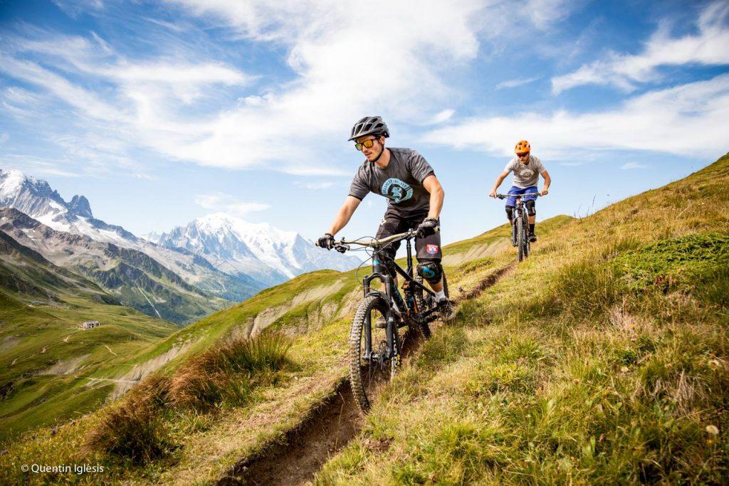 Vtt Chamonix Mont Blanc