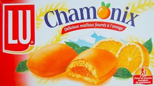 chamonix gâteau