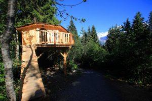 Cabane dans les Bois Chamonix