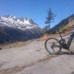 VTT Buvette des Mottets Chamonix