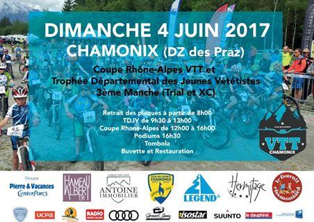 Trophée des Jeunes Vététistes de Haute-Savoie