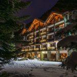 Hotel QC Monte Bianco thermes à Courmayeur
