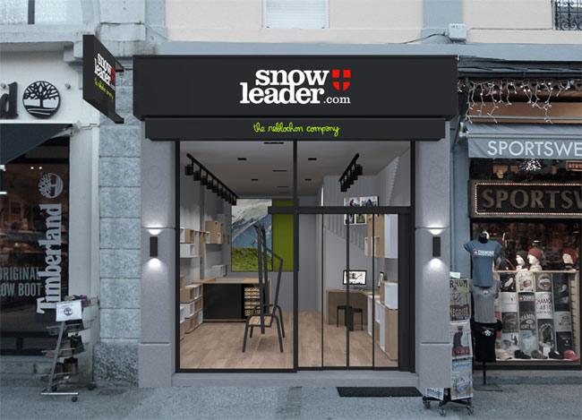 Boutique Snowleader Chamonix