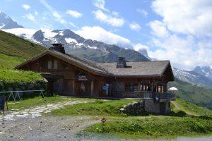 Restaurant altitude Chamonix