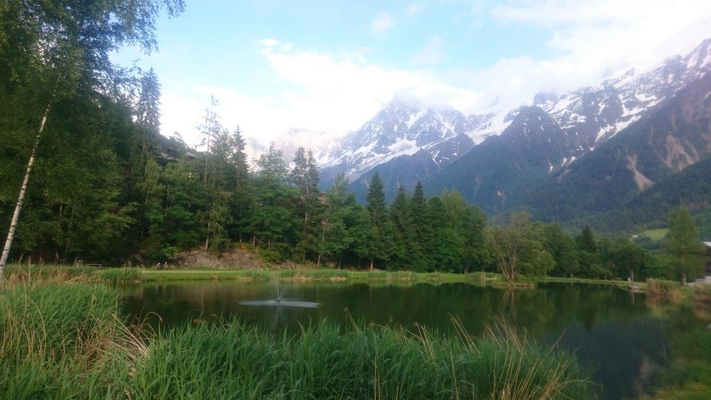 Lac Les Houches