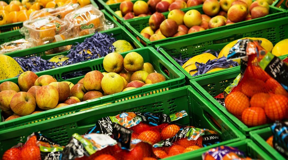 Supermarché à Chamonix