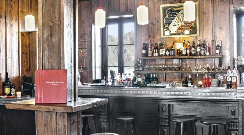 Bar du refuge Montenvers
