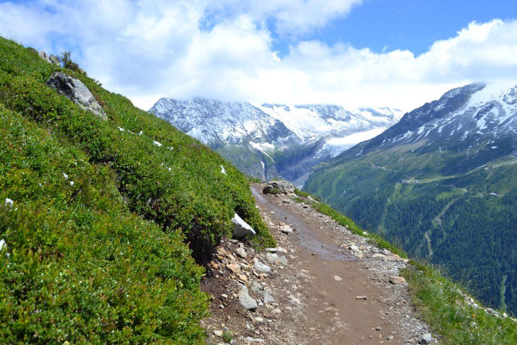 Randonnée à Chamonix