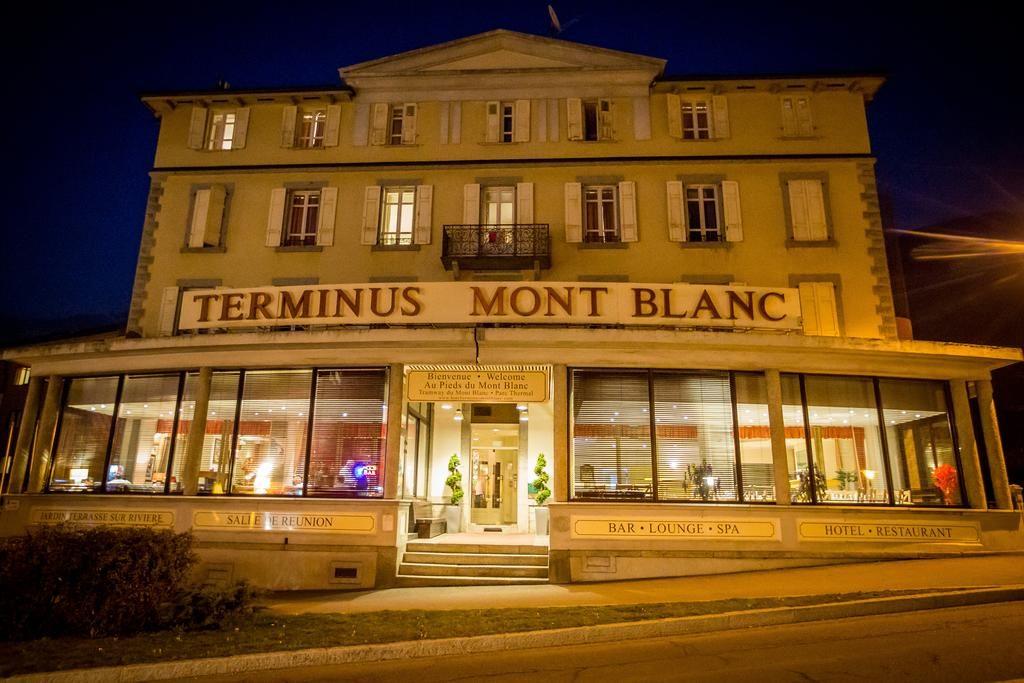 Hôtel Terminus Mont Blanc Le Fayet