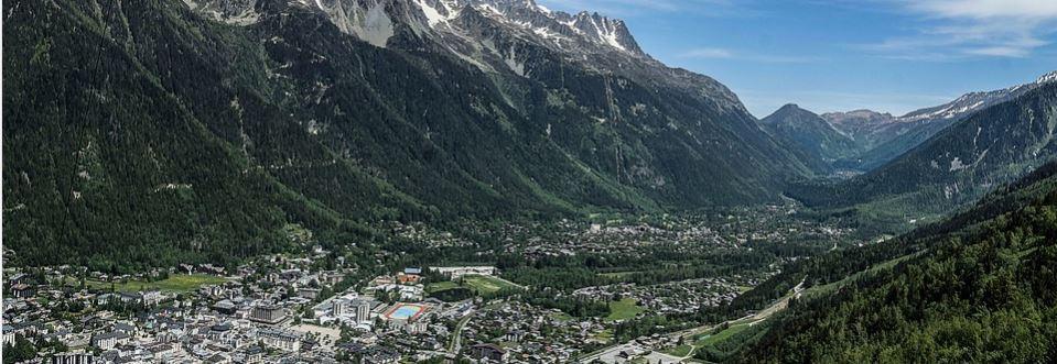 Altitude Chamonix : 1035 mètres