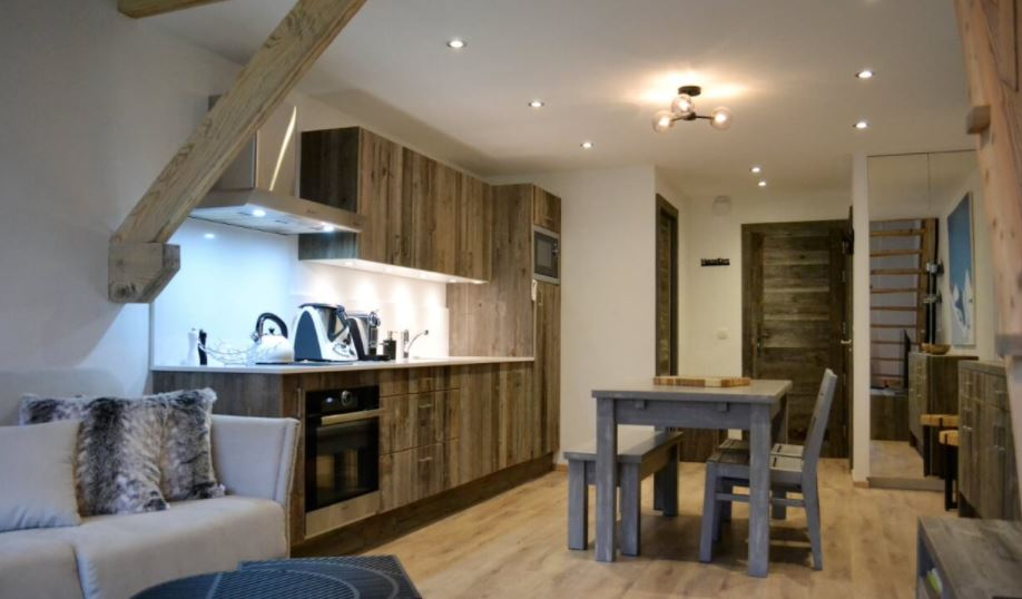 Rénovation Appartement Chamonix